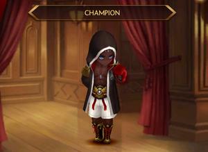 Li - Champion