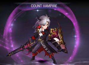 Evan - Count Vampire