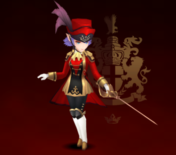 Flame Ruler Rachel