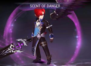 Kris - Scent of Danger