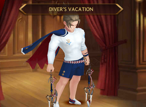 Kyle - Diver's Vacation