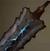 Fragmented Sieg's Demonic Sword