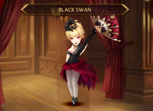 Lucy - Black Swan