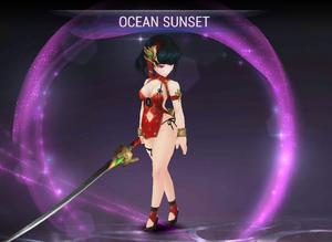 Shane - Ocean Sunset