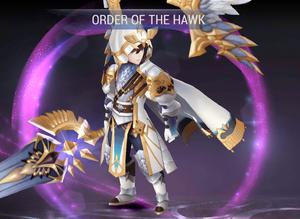 Kris - Order of the Hawk