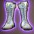 Awakened Lightning Leg Boots