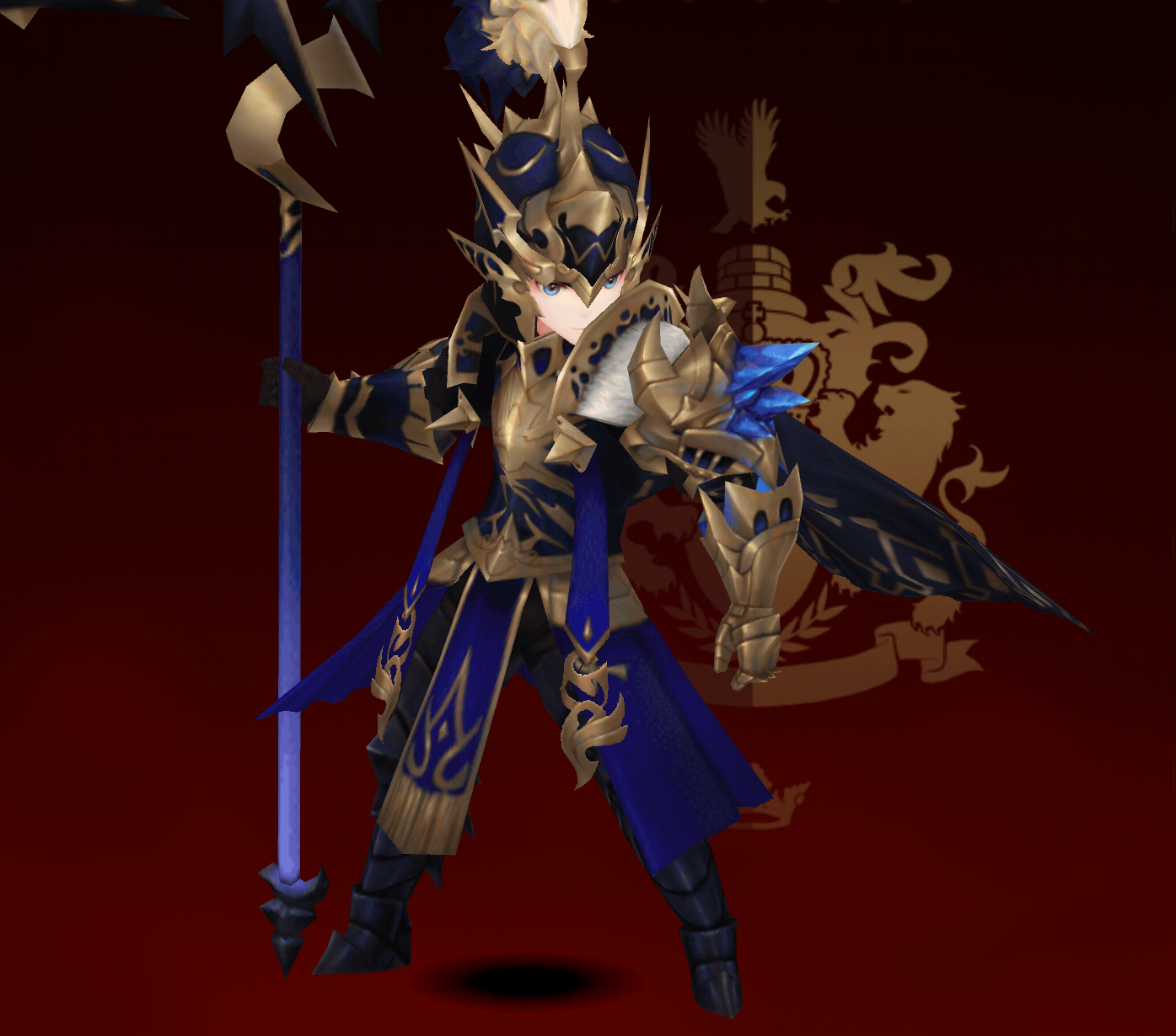 Annihilation Knight Dellons   Seven Knights Wiki   FANDOM