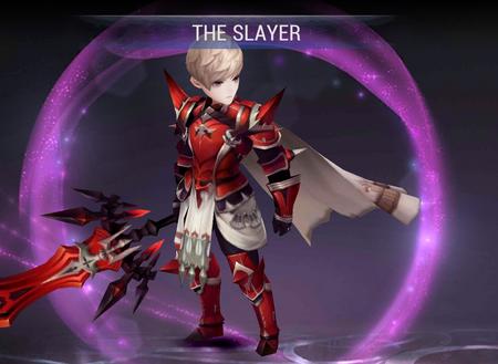 Kris - The Slayer