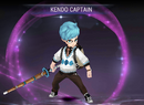 Evan - Kendo Captain