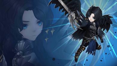 Kris - Black Eagle Blade screen