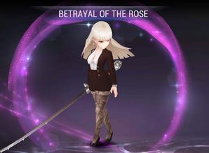 Shane - Betrayal of the Rose
