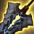 Transcended Sieg's Demonic Sword