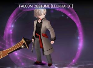 Kris - Falcom Costume (Leonhardt)