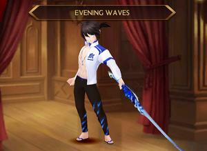 Teo - Evening Waves