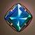 Rare Blue Jewel