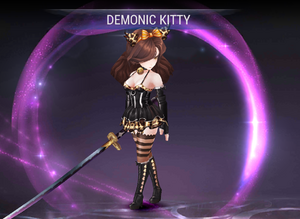 Shane - Demonic Kitty