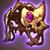 Awakened Rin's Gold Dragon Crown
