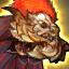 Transcended Teo's Demon Mask