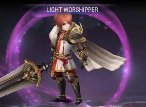 Kris - Light Worshipper