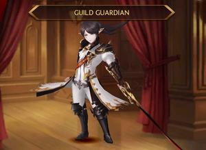 Teo - Guild Guardian