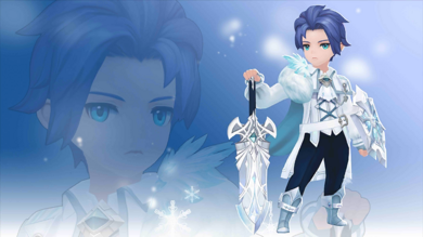 Evan - Ice Adventurer screen