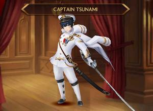 Teo - Captain Tsunami