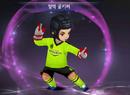 Li - Iron Goalkepper