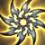 Transcended Magic Shuriken