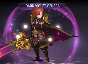 Kris - Dark Violet General
