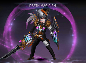 Evan - Death Magician