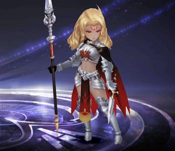 Commander Eileene