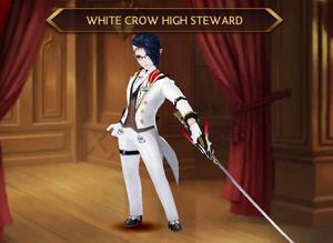 Teo - White Crow High Steward