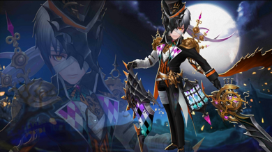 Evan - Death Magician screen