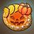 Legendary Red Pumpkin Pie