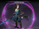 Kris - Azure Blade