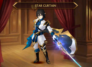 Teo - Star Curtain