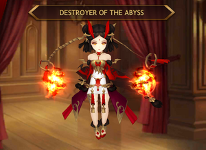 Yeonhee - Destroyer of the Abyss