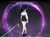 Shane - Royal Secretary