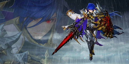 Evan Myth Awakening Screen