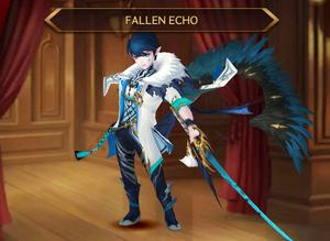 Teo - Fallen Echo