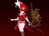 Crimson Flame Rachel