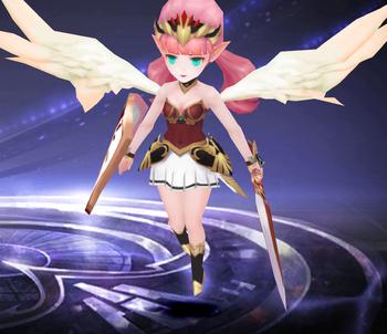 Celestial Adventurer Hellenia