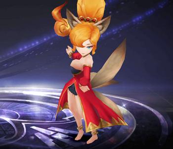 Charming Fox Yuri