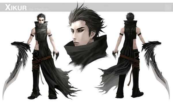Xikur the Phantom