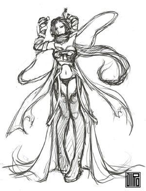 Anxalia Seductress