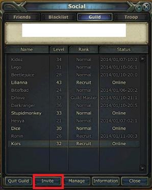 Guild add