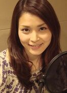 Yuko kaida the japanese voice of wonder woman