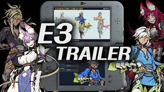7th Dragon III Code VFD E3 2016 Trailer