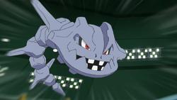 Brock's Steelix
