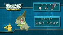 Who's That Pokemon Japan BW076